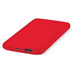 TTEC Powerslim 5.000 mAh Taşınabilir Kırmızı Şarj Cihazı