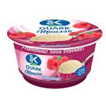 Sek Quark Mousse Frambuaz 125G
