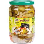 Carrefour Karışık Turşu 680G