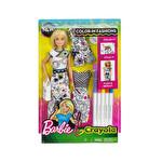 Barbie ile Kıyafet Tasarla Oyun Seti