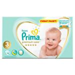 Prima Bebek Bezi Premium Care 3 Beden Midi Fırsat Paketi 112 Adet