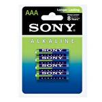 Sony Blue Alkalin Kalem Pil AAA 4'lü