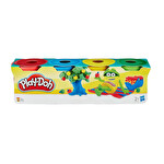 Play-Doh Mini Hamur 4'lü
