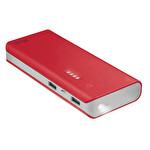 Trust 22073 Primo Powerbank 10000 Red