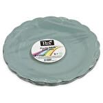 Propack Mint Yeşil Tabak 23 cm 6'lı
