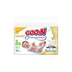 Goo.n Premium Bant Eko Bebek Bezi 2 Numara 34 Adet