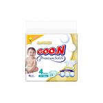 Goo.n Premium Bant Eko Bebek Bezi 4 Numara 24 Adet