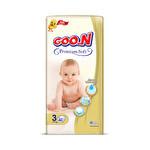 Goon Premium Soft Bebek Bezi 3 Numara 40'lı