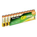 GP  AA Ultra Alkalin Pil 12Li Shrin