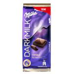 Milka Dark Milk Sütlü Çikolata 85 gr