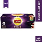 Lipton Filiz Demlik Poşet Çay 48'li