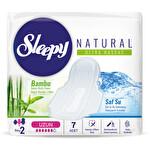 Sleepy Naturel Ultra Hassas Hijyenik Ped Uzun 7 Adet