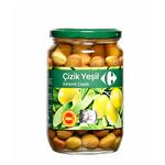 Carrefour Edremit Çizik Yeşil Zeytin 400 gr