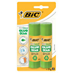 BIC Glue Stick Yapıştırıcı 21 g 2'li