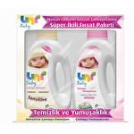 Uni Baby Sensitive Çamaşır Deterjanı 1500 ml +  Çamaşır Yumuşatıcı 1500 ml