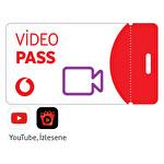Vodafone Sanal Haftalık Video Pass Paket