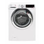 Hoover DWOT 413AHC3/1-S A+++ 1400 Devir Çamaşır Makinesi  13 kg