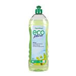 Carrefour Eco Planet Bitkisel Sıvı Bulaşık Deterjanı Limon 750 ml