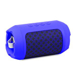 Mikado MD-BT16 DYNAMIC Mavi 3W TF/AUX/FM Destekli Bluetooth Speaker