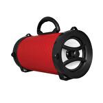 Mikado Md-Bt29 Kırmızı Bluetooth 5W TF+F