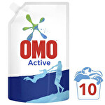 Omo Sıvı Pouch Active 650  ml