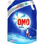 Omo Sıvı Pouch Active 1350 ml