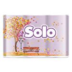 Solo Sonbahar Kağıt Havlu 6'lı