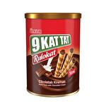 Ülker 9 Kat Tat Rulokat Çikolatalı Gofret 170 g