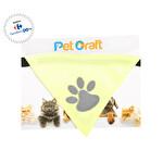 Petcraft Reflektörlü Köpek Fular Medium
