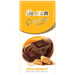 Ülker Çikolata Tablet Susam Krokan 50Gr