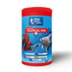 Tropikal Tür Balık Yemi 100 ml