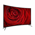 Axen AX55CRE88 55'' Curved UHD LED TV