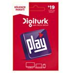 Digiturk Play Eğlence Paketi 3 Aylık (3 Ekran)