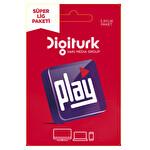 Digiturk Play Süper Lig Paketi 3 Aylık (3 Ekran)