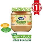 Hero Baby İlikli Kemik Sulu Karışık Sebzeli Ek Gıda 120 g