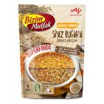 Bizim Mutfak Bakliyatlı Siyez Buğdayı Çorbası 107,5 g