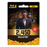 Lokum Games 2450 Zula Altını