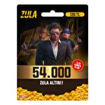 Lokum Games 54000 Zula Altını