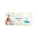 Johnson's Islak Havlu Ekstra Hassas Cotton Touch 72 Adet