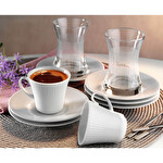 Adler Çay/Kahve Seti 18 Parça