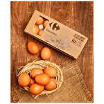 Carrefour Gezen Tavuk Yumurtası 10 Adet M boy