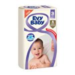 Evy Baby Bebek Bezi Midi Dev Paket 60'lı