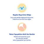Evy Baby Bebek Bezi Maxi Dev Paket 54'lü
