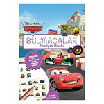 Arabalar-Bulmacalar Faaliyet Kitabı
