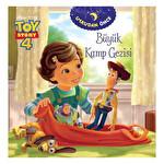 Disney Pixar Toy Story 4-Büyük Kamp Gezisi-Uykudan Önce