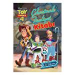 Disney Pixar Toy Story 4-Çıkartmalı Faaliyet Kitabı