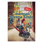 Disney Pixar Toy Story 4-Çıkartmalı Boyama Kitabı