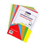 Fly A4 Renkli Fotokopi Kağıdı 100'lü