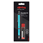 Rotring Visuclick Versatil Kalem 0.5 mm ve 2B 0.5 Uç