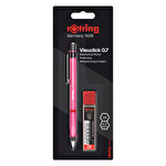 Rotring Visuclick Versatil Kalem 0.7 mm ve 2B 0.7 Uç